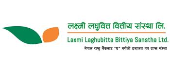 Laxmi Laghubitta Bittiya Sanstha Ltd.