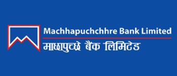Machhapuchchhre Bank limited