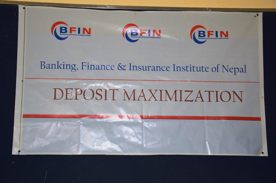 Deposit Maximization : Dhangadhi