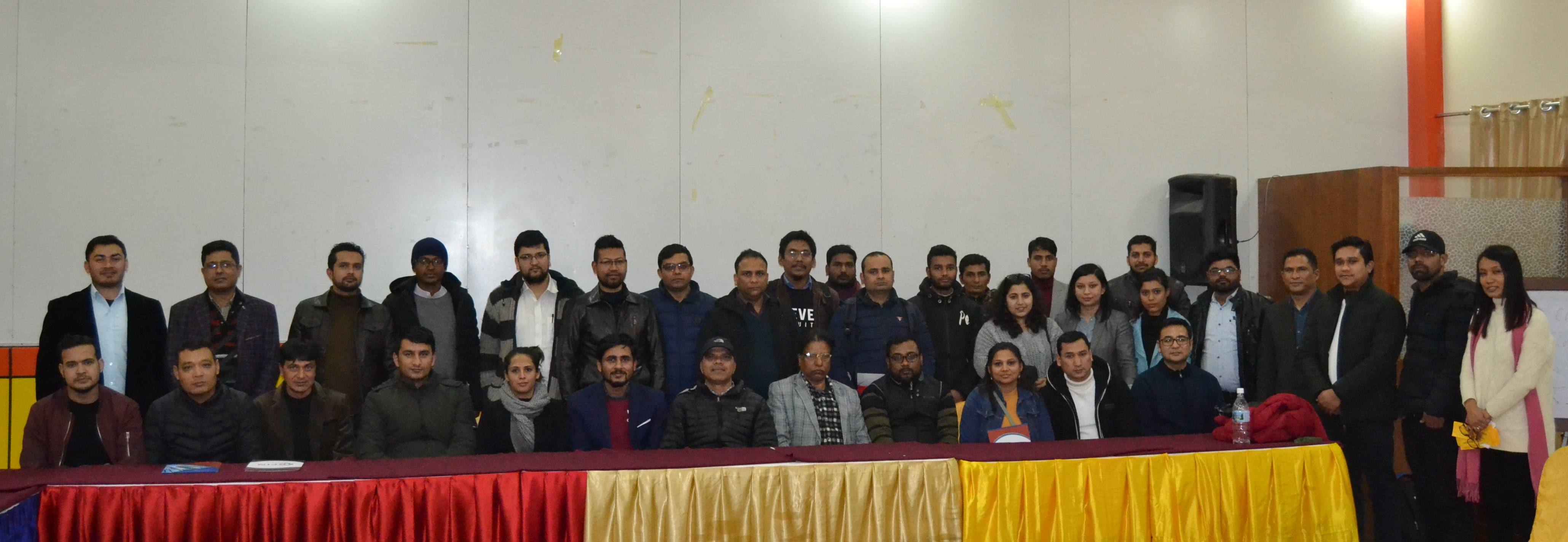 Income Tax and VAT : Practical Aspects , Jan 25- 26 , 2019 , Yellow Pagoda , Kathmandu