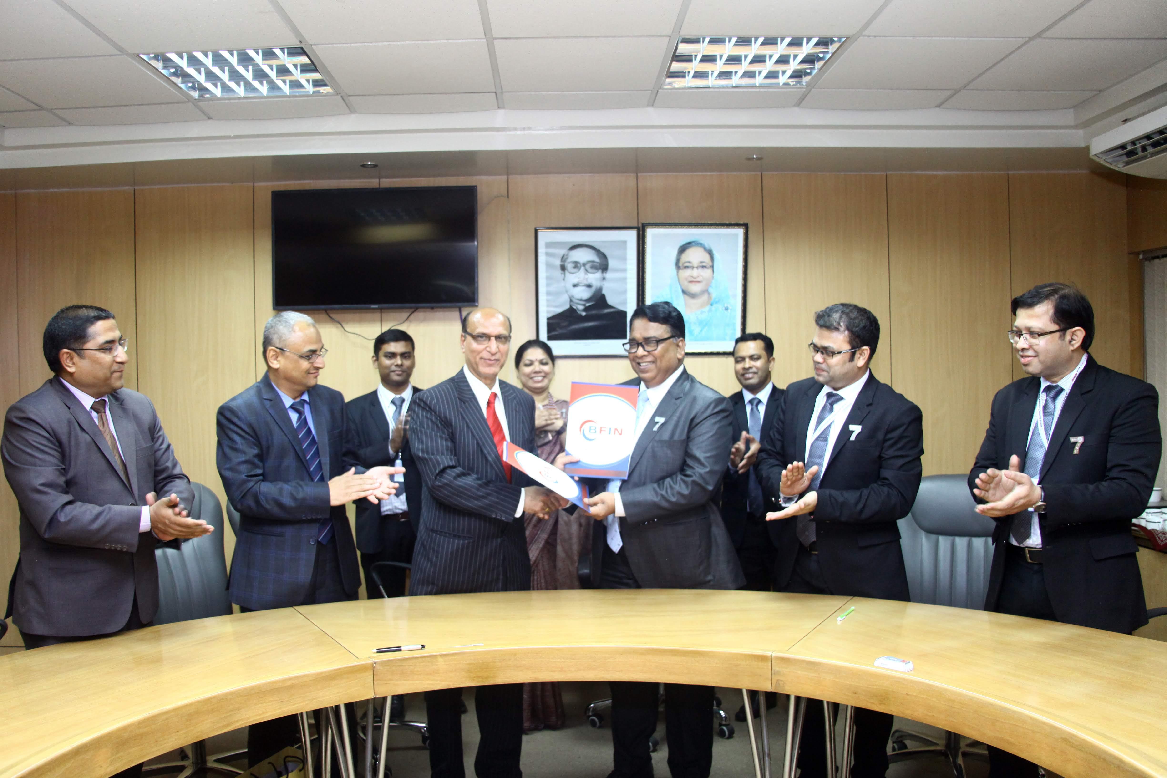 MoU with BIBM ( Bangladesh Event )